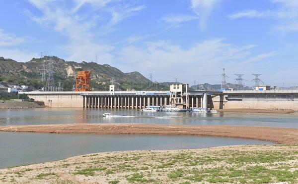 刘家峡水库调低水库水位 确保黄河流域安全度汛